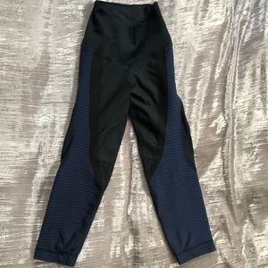 Nike dri-fit high waisted cropped leggings
